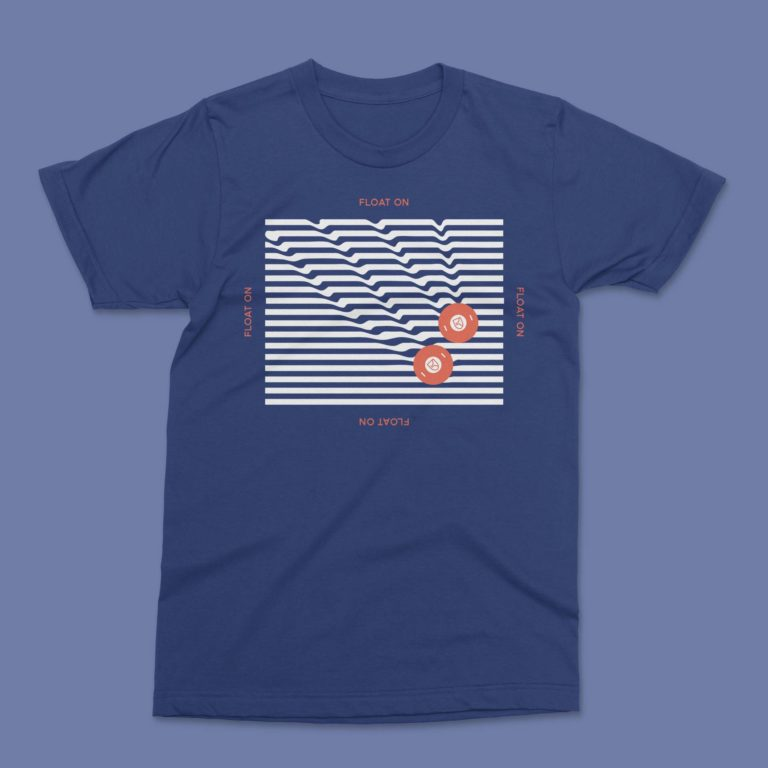 Float On - Kinship Summer T-Shirt