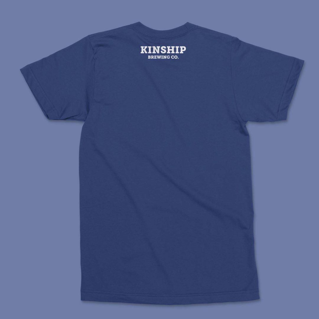 Float On - T-shirt - Blue