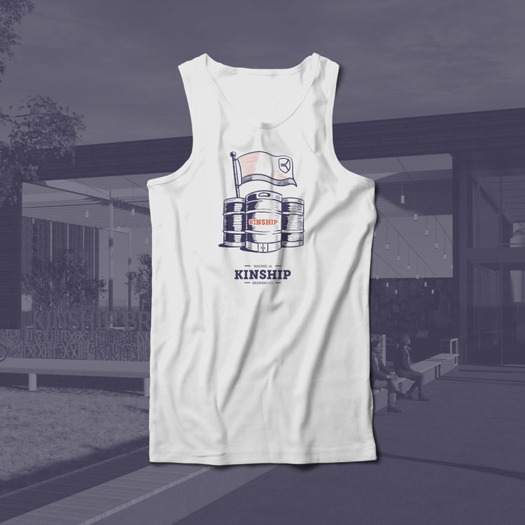 Raise Our Flag - Men's Tank